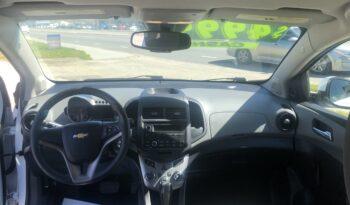 2013 Chevy Sonic full