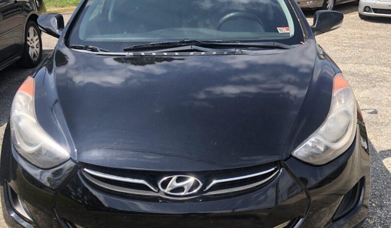 2012 Hyundai Elantra full