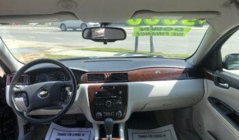 2010 Chevrolet Impala full