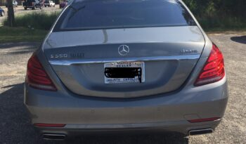 2014 Mercedes-Benz S 550 full