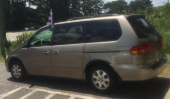 2004 Honda Odyssey full