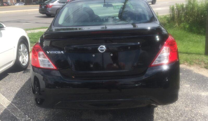 2018 Nissan Versa full