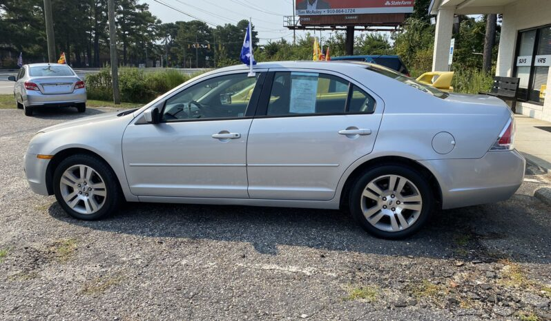 2006 Ford Fusion full