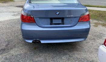 2007 BMW 525 full